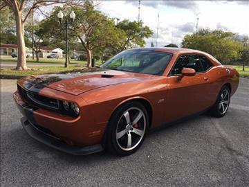 2011 Dodge Challenger for sale in Miramar, FL