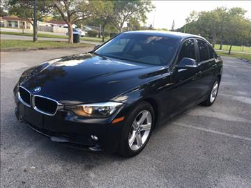 2012 BMW 3 Series for sale in Miramar, FL