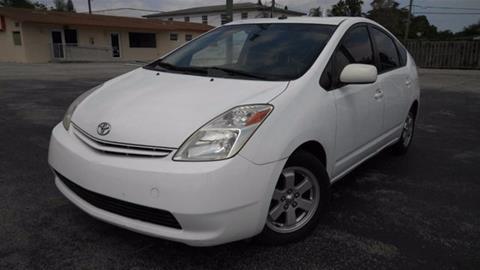 2004 Toyota Prius for sale in Miramar, FL