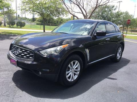 2011 Infiniti FX35 for sale in Miramar, FL