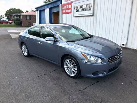 2011 Nissan Maxima for sale in Simpsonville, SC
