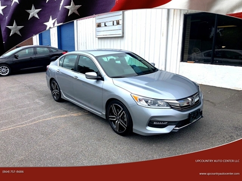 2017 Honda Accord for sale in Simpsonville, SC