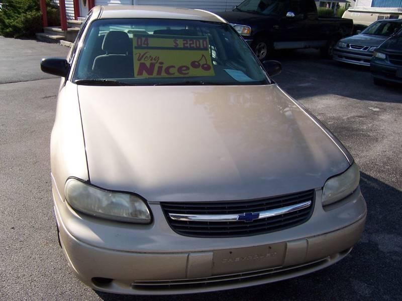 2004 Chevrolet Classic 4dr Sedan In Fort Wayne In Otto S Autos