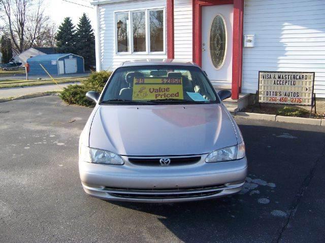 1999 toyota corolla ce 4dr sedan in fort wayne in otto s autos 1999 toyota corolla ce 4dr sedan in