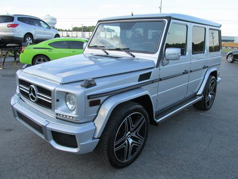 2008 Mercedes-Benz G-Class for sale in Smyrna, TN