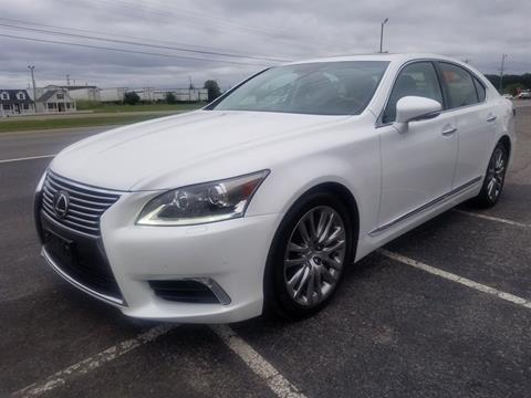 Smyrna Auto Sales >> 2013 Lexus LS 460 For Sale - Carsforsale.com®
