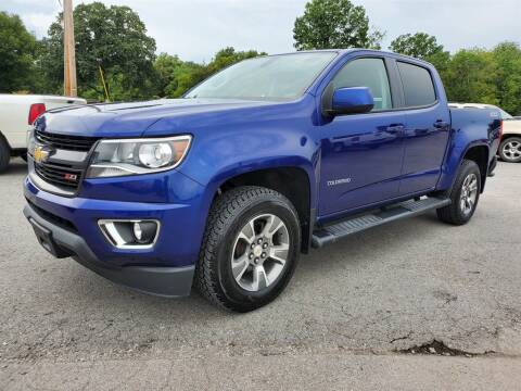 2015 Chevrolet Colorado for sale at Southern Auto Exchange in Smyrna TN