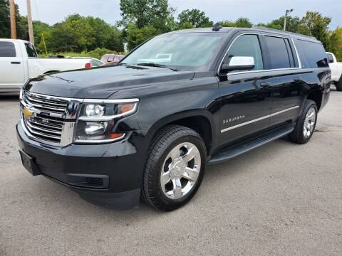 2017 Chevrolet Suburban for sale at Southern Auto Exchange in Smyrna TN