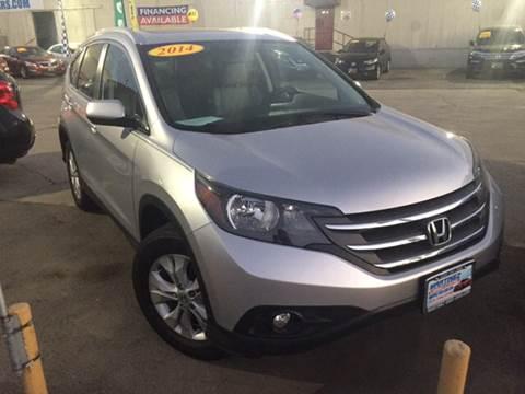 2014 Honda CR-V for sale in Livingston, CA