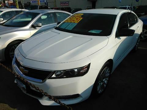 2015 Chevrolet Impala for sale in Livingston, CA