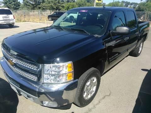 2012 Chevrolet Silverado 1500 for sale in Livingston, CA