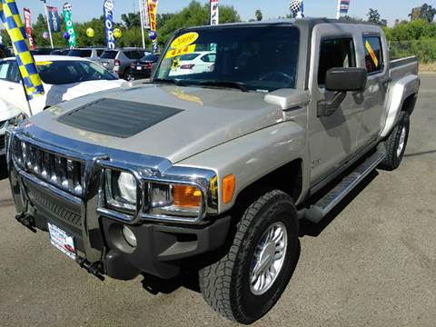 2009 HUMMER H3T for sale in Livingston, CA