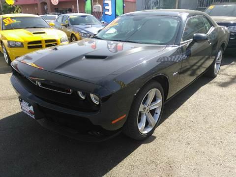 2017 Dodge Challenger for sale in Livingston, CA