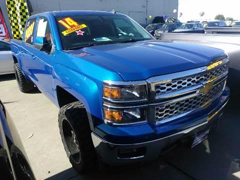 2014 Chevrolet Silverado 1500 for sale in Livingston, CA