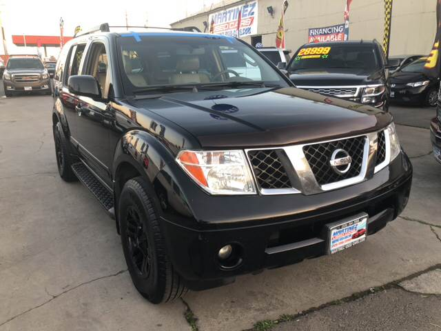 2006 Nissan Pathfinder SE Off-Road 4dr SUV 4WD In Livingston CA ...