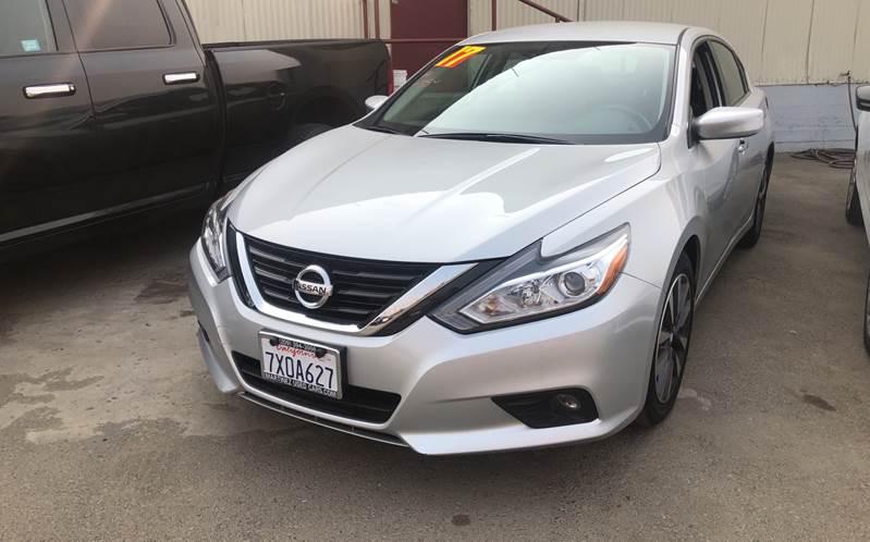 2017 Nissan Altima 2.5 SV 4dr Sedan In Livingston CA ...