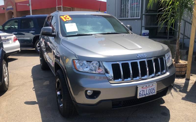 2013 Jeep Grand Cherokee 4x2 Laredo 4dr SUV In Livingston ...
