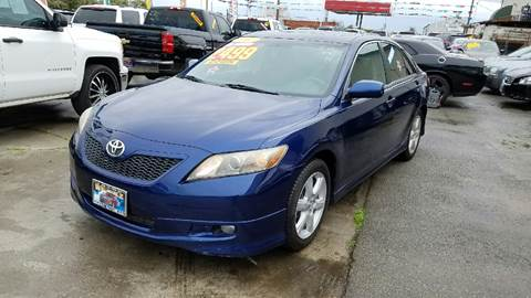 2007 Toyota Camry for sale in Livingston, CA