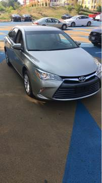 2015 Toyota Camry for sale in Redmond, WA
