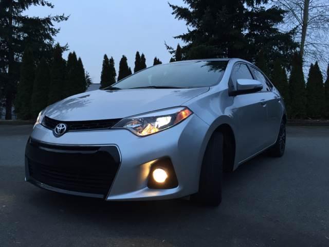 2014 Toyota Corolla for sale at A1 Luxury Motors in Redmond WA