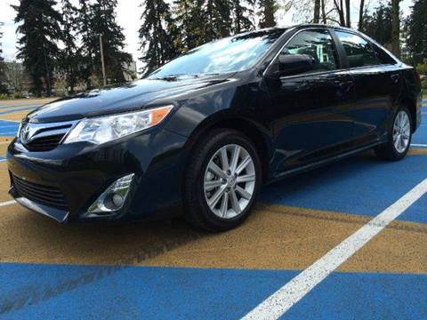2014 Toyota Camry for sale at A1 Luxury Motors in Redmond WA