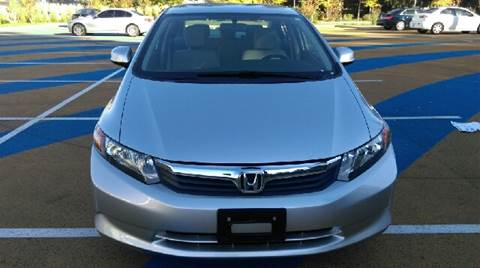 2012 Honda Civic for sale at A1 Luxury Motors in Redmond WA