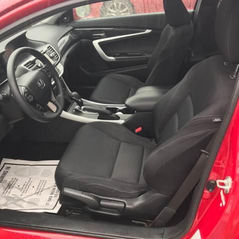 2014 Honda Accord EX 2dr Coupe CVT - Redmond WA