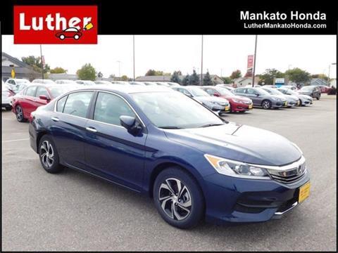 2017 Honda Accord for sale in Mankato MN