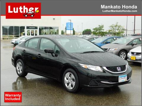 2015 Honda Civic for sale in Mankato, MN