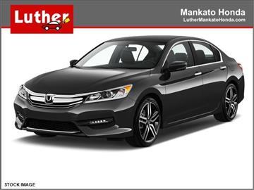 2017 Honda Accord for sale in Mankato, MN