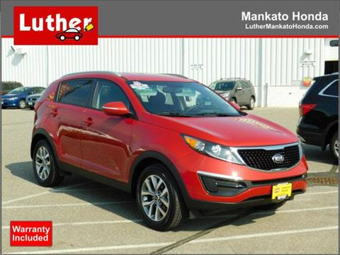 2015 Kia Sportage for sale in Mankato MN