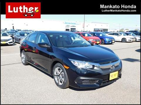 2017 Honda Civic for sale in Mankato MN