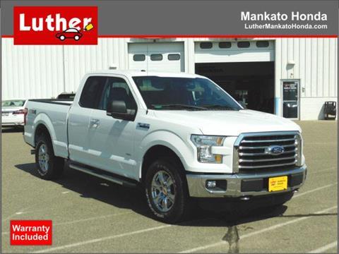 2015 Ford F-150 for sale in Mankato MN