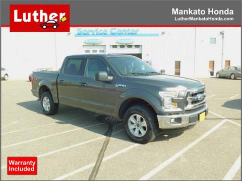 2016 Ford F-150 for sale in Mankato MN