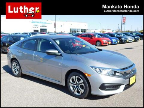 2017 Honda Civic for sale in Mankato, MN
