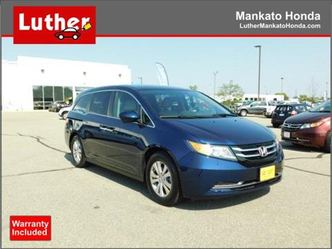 2016 Honda Odyssey for sale in Mankato MN