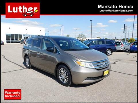 2012 Honda Odyssey for sale in Mankato MN