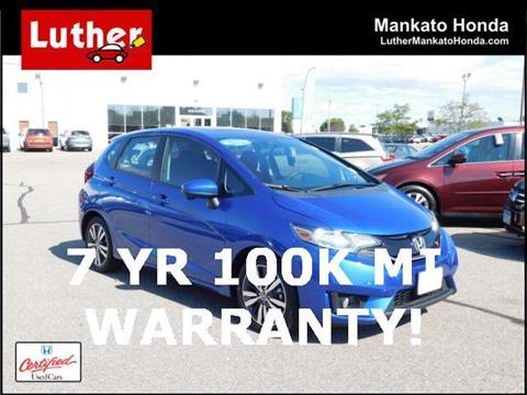 2015 Honda Fit for sale in Mankato, MN
