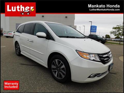 2014 Honda Odyssey for sale in Mankato, MN