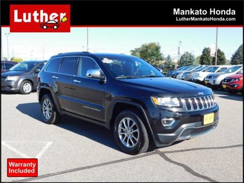 2016 Jeep Grand Cherokee for sale in Mankato MN