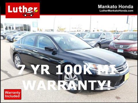 2014 Honda Accord for sale in Mankato, MN