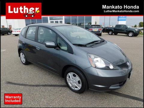 2013 Honda Fit for sale in Mankato, MN