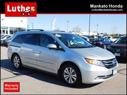 2015 Honda Odyssey for sale in Mankato, MN