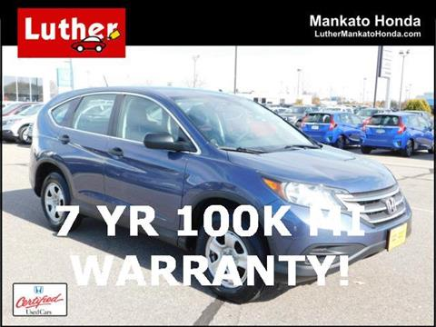 2014 Honda CR-V for sale in Mankato MN