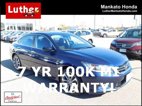 2015 Honda Accord for sale in Mankato, MN