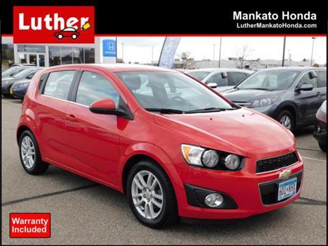 2012 Chevrolet Sonic for sale in Mankato MN