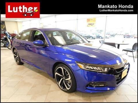 2018 Honda Accord for sale in Mankato, MN