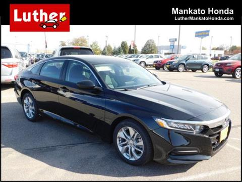 2018 Honda Accord for sale in Mankato, MN