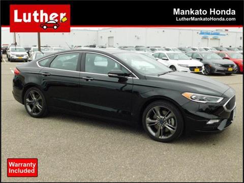 2017 Ford Fusion for sale in Mankato, MN