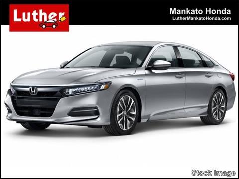 2019 Honda Accord Hybrid for sale in Mankato, MN